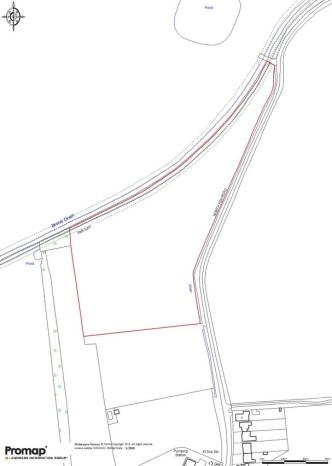 Glinton Site Plan